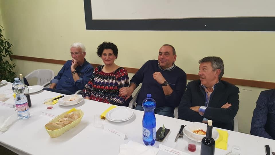 GsPedaleFiglinese - CENA DEI SALUTI DI FINE STAGIONE 2018