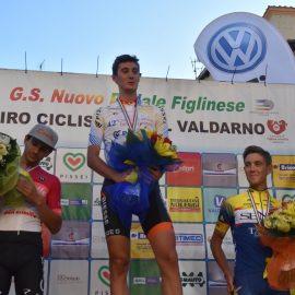 Giro ciclistico del Valdarno: Arrivo e Premiazioni 42^ edizione.